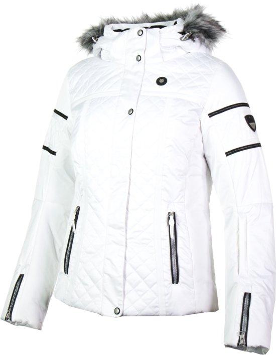 Witte Winterjas Dames.Bol Com Icepeak Carol Ski Jas Dames Wintersportjas Maat M