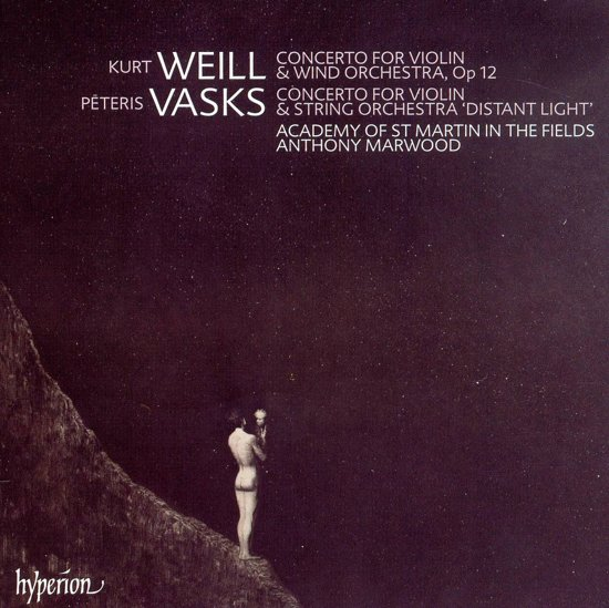 Weill: Concerto For Violin And Wind Orchestra, Vas