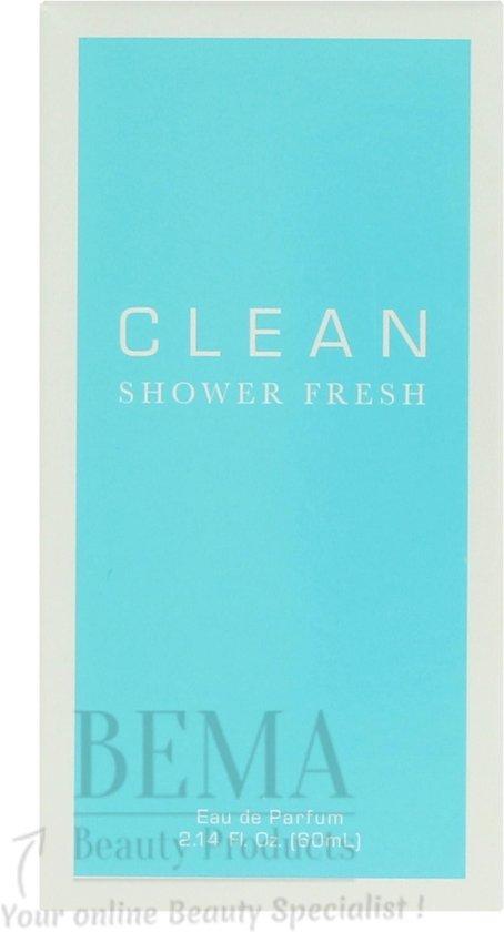 Foto van Clean Shower Fresh For Women Edp Spray 60 ml