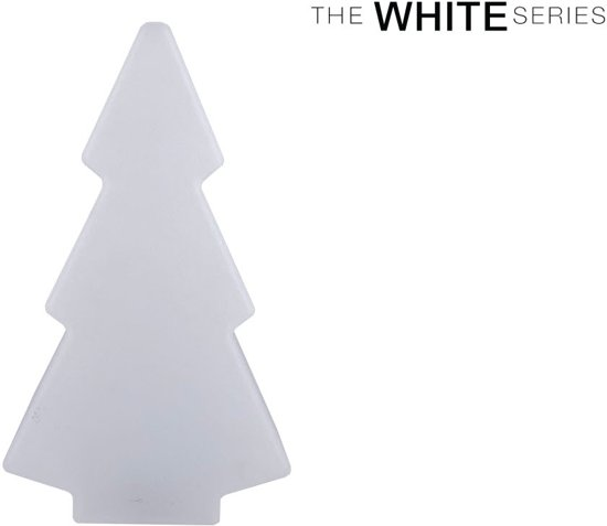 The White Series - LED Kerstboom – RGB - 50 cm