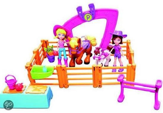 Polly Pocket Paardenset