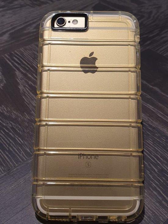 bol.com Apple iPhone 6 / 6s softcase