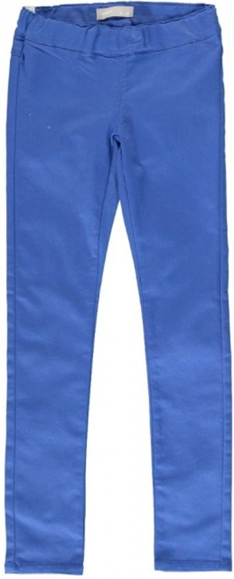 Name-it meisjes blauwe zomerbroek NitFaja - Maat 140
