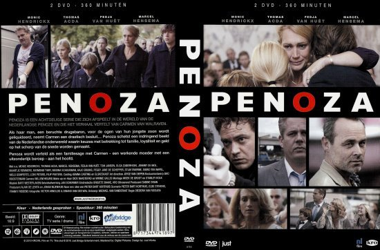 bol | penoza - seizoen 1 (2dvd) kro (dvd) | dvd's