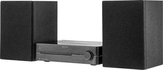 Krüger & Matz - KM1808 Micro systeem met DAB+ radio, USB en Bluetooth