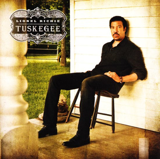 CD cover van Tuskegee (Dutch Edition) van Lionel Richie