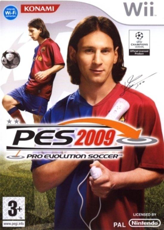 Pro Evolution Soccer 2009 kopen