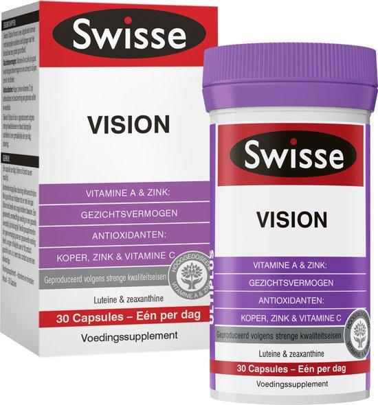 Swisse multivitaminen OGEN capsules 30stuks - vitaminen