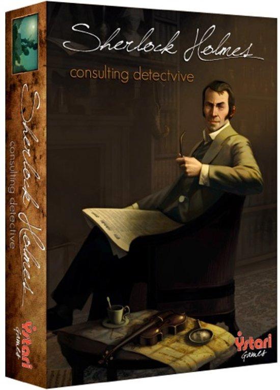 Sherlock Holmes Consulting Detective - Engelstalig bordspel
