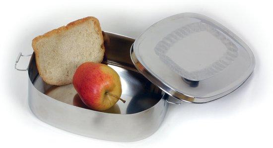 Relags rvs broodtrommel 0.75 liter