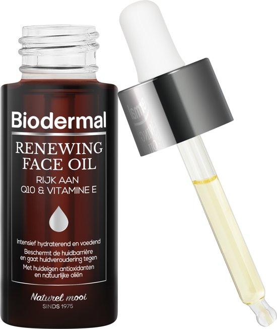 Biodermal Renewing Face Oil - Gezichtsolie - 30 ml - Biodermal