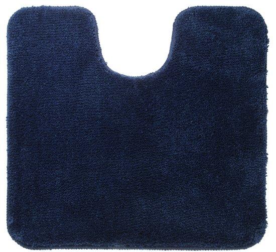 Wc Mat Lichtblauw.Sealskin Angora Wc Mat 55 X 60 Cm Blauw