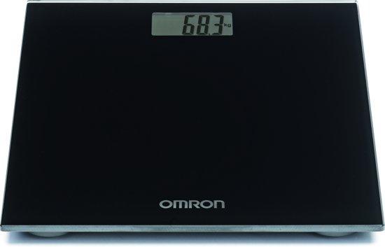 Omron HN289  Zwart
