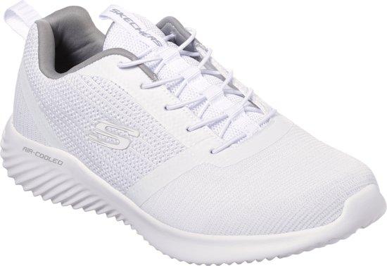 Maat46 Sneakers Skechers Heren White Bounder S5TAqI