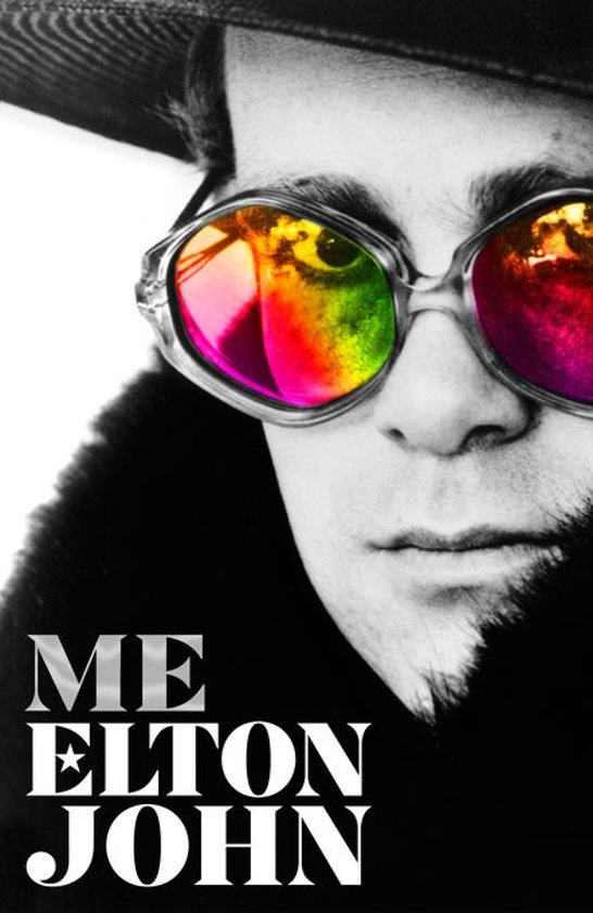 Boek cover Me van Elton John (Onbekend)