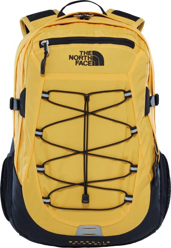 bol | the north face borealis classic rugzak - 29 l - tnf yellow