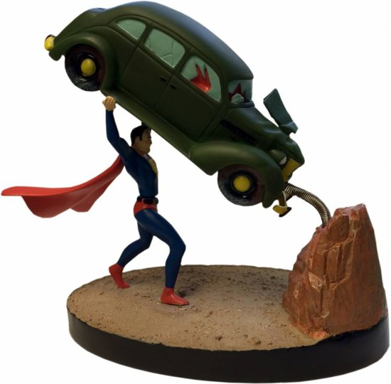 Bolcom Superman Action Comic 1 Shakems Premium Motion Statue