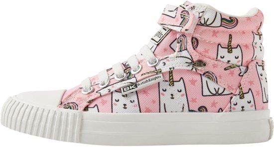 Licht Roze Sneakers : Bol british knights dee meisjes sneakers hoog licht roze