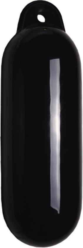 Talamex Dropfender Zwart Ø 21 cm