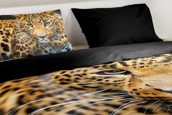 Bol.com pure 4835 m leopard dekbedovertrek lits jumeaux