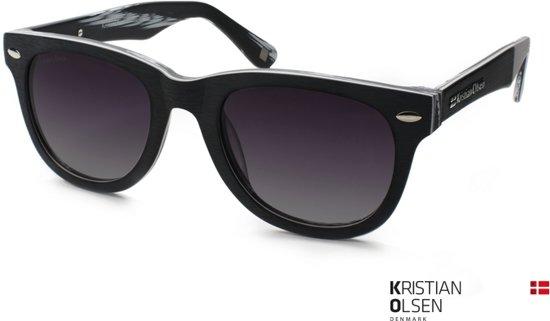 Kristian Olsen - Koldby Black & White Wood