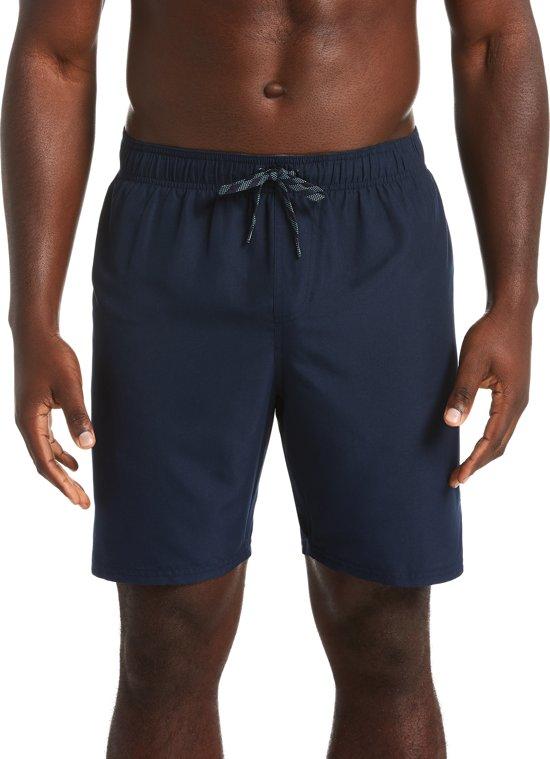 Zwembroek Short Heren.Bol Com Nike Swim 7 Volley Short Heren Zwembroek Obsidian Maat M