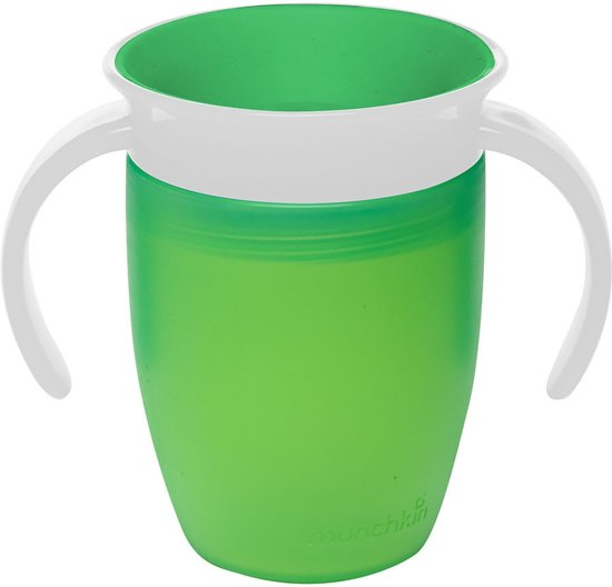 Miracle 360 trainer cup groen