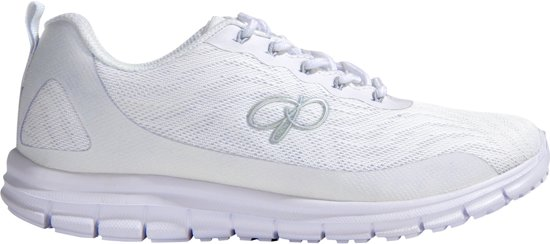 Maat Dames Wit Athleisure Sneakers Papillon Mesh 41 6Ybf7gy