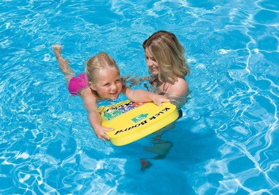 Intex Zwemplank Poolschool