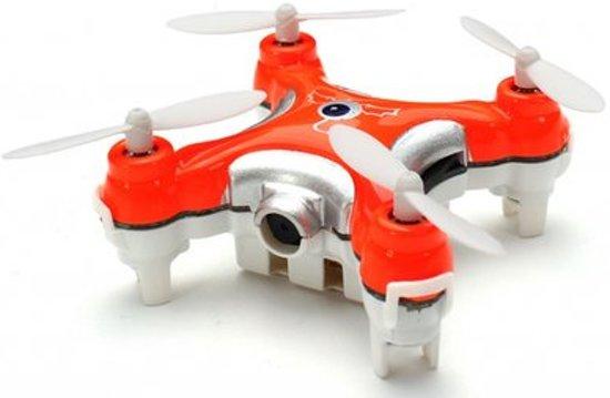 MikaMax - Cheerson CX-10C Camera Drone - Oranje