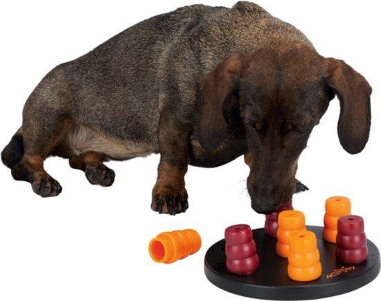 Trixie dog activity mini solitaire hondenspel 20 cm