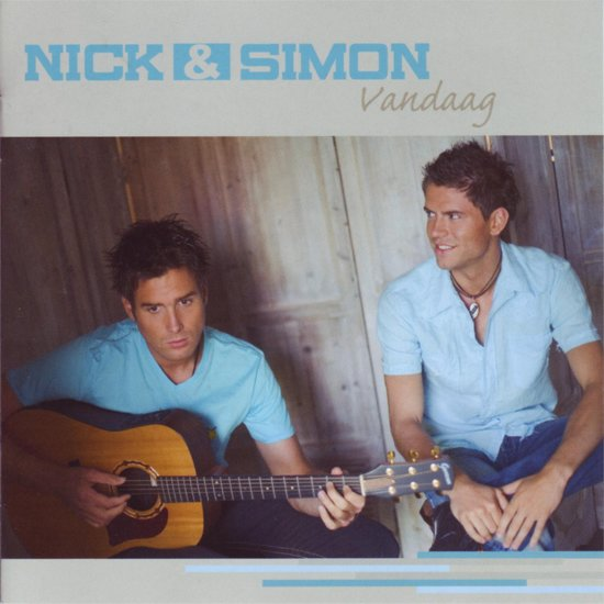 bol com   Vandaag, Nick  u0026 Simon   Muziek