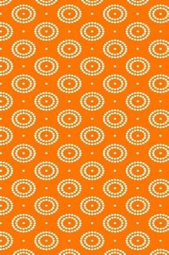 Classic Pattern Design Journal Dots Diamonds