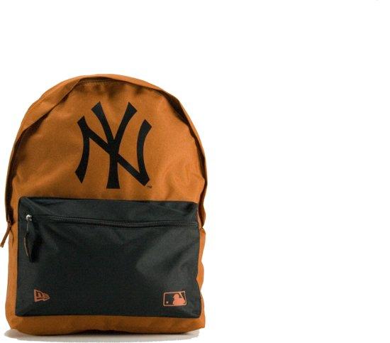 New Era MLB Pack 2018 Yankees Oranje Zwart Rugzak