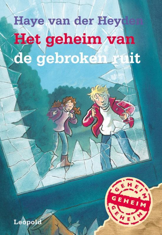 Favoriete bol.com | Het geheim van de gebroken ruit, H. van der Heyden JC46