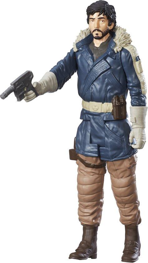 Star Wars Captain Cassian Andor figuur - 30 cm kopen