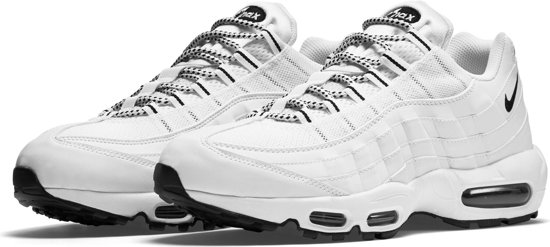 nike air max 95 zwart wit