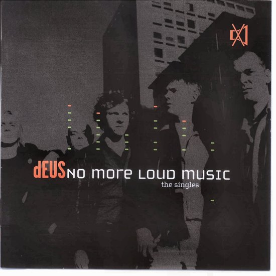 No More Loud Music: The Singles