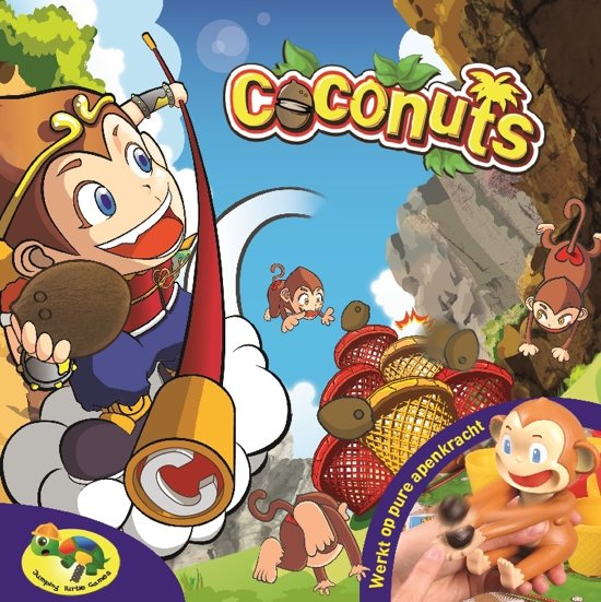 Afbeeldingsresultaat voor coconuts jumping turtle games