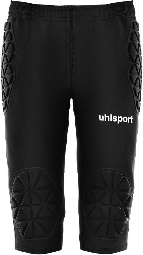 Uhlsport Anatomic Goalkeeper Longshort  Sportbroek - Maat L  - Mannen - zwart