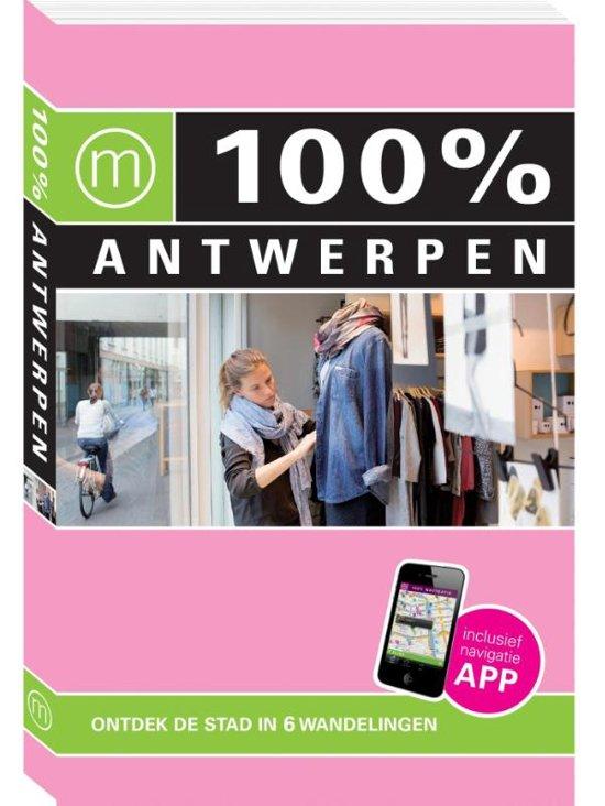 100% stedengidsen - 100% Antwerpen