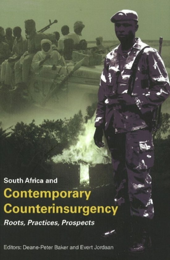 South Africa and contemporary counter-insurgency