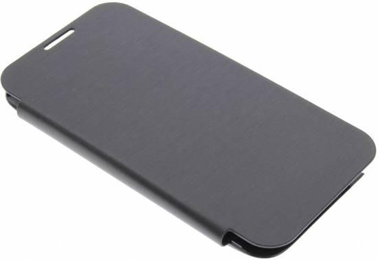 Couverture Flip Noir Pour Samsung Galaxy Note 2 0aZAIUf6u