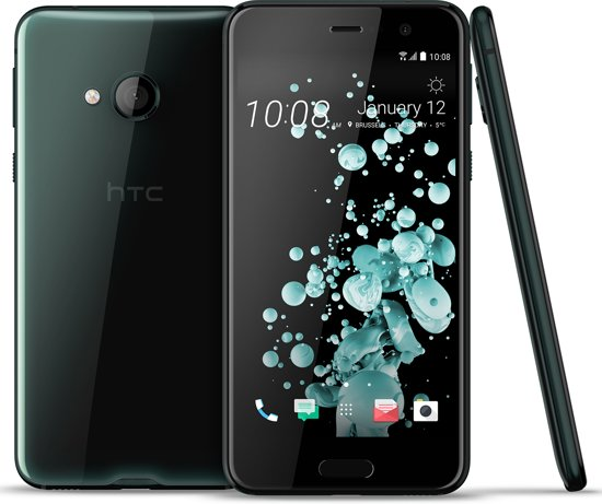 HTC U Play - 4G - 32GB - Zwart