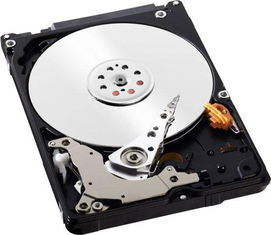 WD Scorio Blue - Interne harde schijf - 500 GB