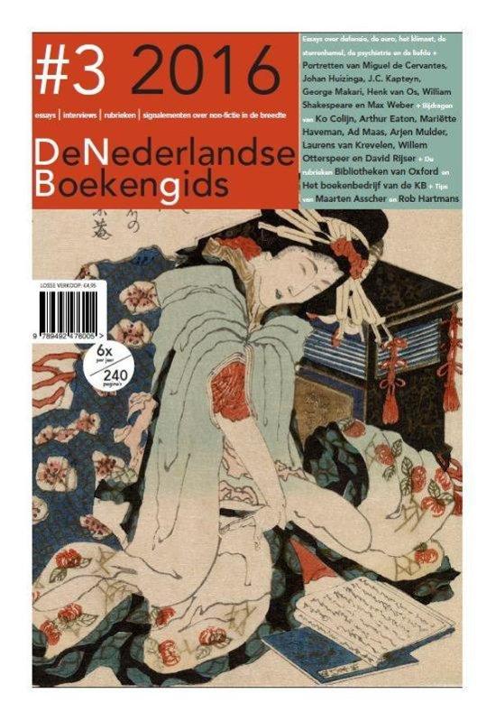 De Nederlandse Boekengids 3 De Nederlandse Boekengids 2016 3