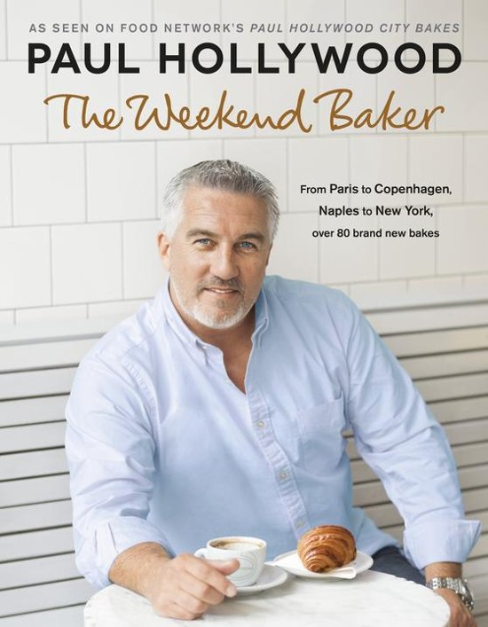 paul hollywood boeken