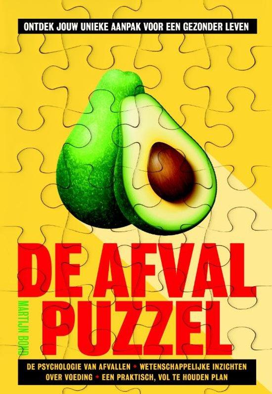 Boek cover De afvalpuzzel van Martijn Bond (Paperback)