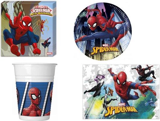 Bol Com Spiderman Party Feest Verjaardag Party Pakket De Luxe
