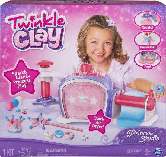 Afbeelding van Twinkle Clay Sparkle Studio - Knutselpakket speelgoed